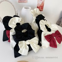 INS Girls Big Arcos Handbag Kids Ruffle Bolsa de muñeca Luxury Women Mini Key Wallet Niños Princesa Purse Accesorios Q0128