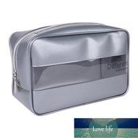 Waterproof Makeup PVC Organizers Zipper Washable Pouch Toiletry Storage Bag Mini Cosmetic Dustproof Fashion Boxes & Bins