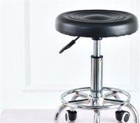 Sool de salão ajustável hidráulico Swivel Rolling Tattoo Cadeira Spa Massagem 708 v2