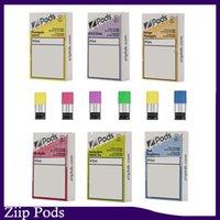 100 % 정통 stlth 포드 zlab ziip spod 2 % NIC 고품질 분무기 전자 담배 기화기 포드 호환 0266334