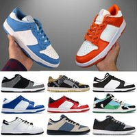 2021 Dunk Running Shoes Sport Shoe Shadow Syracuse Ultraboost UNC Men Women Kentucky Cactus SP Green Dunks Low Tag Sneakers Size 36-45