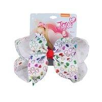 Fashion Girls Capelli clip per capelli per bambini bowknot clip per capelli colorato grande farfallino copricapo per bambini bowknot barrette accessori per capelli DBC VF1643