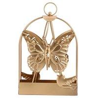 Golden Art Mosquito Bobina Portabicchieri Bird Cage Box Cassetta di incenso per la casa Stantuosa Sandalo per arredamento Home Fragrance Lamps