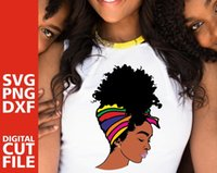 Afro Puf Saç Kız Baskı Melanin Poppin Gömlek Kadınlar Yaz 2021 Güzel Siyah Sihirli T Femme Sevgililer Günü Hediyesi Üst Kadın T-Shirt