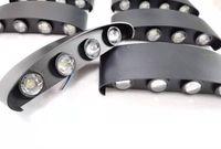 LED Wandleuchte IP65 Outdoor Wasserdichte Straßenlaternen Moderne Aluminiumbogenscheibe Röhre Veranda Beleuchtung Warme Weiße Treppen Halterung Licht 6 Watt 8W 10W 12W