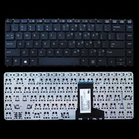 Teclado do laptop sem quadro para teclados de substituição do probook 430 G1