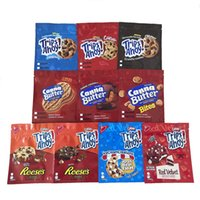 Viagens Ahoy Edibles Embalagem Mylar Bags 250mg 500mg Levante-se Chewy Chunky Canna Manteiga Real Chocolate Chips Cookies