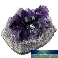Natürliche rohe Amethyst Quarz Kristall Cluster Heilsteine Exemplar Dekoration Handwerk Piedras Natürlich y Mineralien