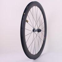 عجلات الدراجة قرص العجلات عمود cx-ray تكلم DT السويسري 350 الفرامل 6 الترباس أو مركز قفل cyclocross الحصى