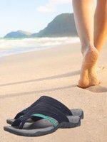 Sandals Women Men Flip Flops Outdoor Casual Comfort Beach Thong Travel Cool Flip-flops Flat-bottom