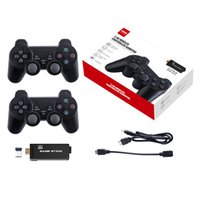 4K HD Wireless Game Player 3000 TV Handle Video Games Console Dual Gamepad For CPS FC GB GBA GBC MD SFC N64