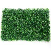 Decorative Flowers & Wreaths 40x60cm Artificial Fake Lawn Garden Ornament DIY Craft Milan Grass Yard Sod Home Moss For Floor Decoration