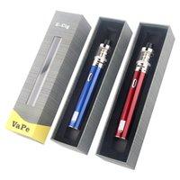 MOQ 1PCS TVR 30 Wattage Box Vape Mechanical Mod Kit E Cigs mit Sub Ohm Tanks 2200mAh Micro USB Pasthrough 30W Batterielarter Kits