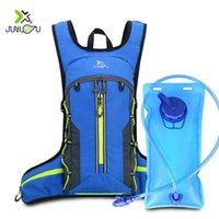 Deportes al aire libre ciclismo bolsa de agua mochila ultra luz impermeable a prueba de agua caminata mochila equipo de bicicleta