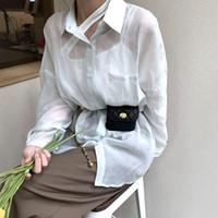 Waist Bags Chain Fanny Pack Women Bag Chest Mini Female Belt Fashion Ladies Shoulder Crossbody