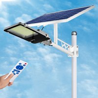 Solar outdoor street light garden led super bright new rural high power waterproof