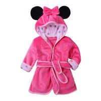 Bebek Pijama, Ev Giyim, Sonbahar ve Kış, Yumuşak Flanel Pijama, Çocuk Giyim