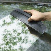 Силиконовые водой стеклоочиститель скребок лезвие Squegee автомобиль очиститель автомобиля Обесценка моющий инструмент для очистки инструмента автоматический аксессуары губка
