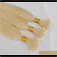 Bulks Limited Stock offde di spessore spesse 100 50 cm 60cm Virgi umani in vendita Bliny Hair Blonde WTNNV G6VIA