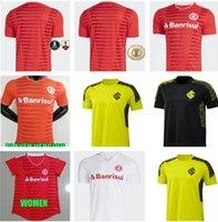 Camisa Internacional 2021 2022 SC futebol jerseys 21 22 Home Yuri Alberto Taison Guerrerd Patrick Peglow Goleiro Mulheres Training Camisas de Futebol Versão do jogador