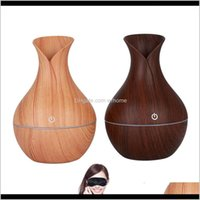 Oils Diffusers Fragrances Décor & Gardenwood Grain Essential Aroma Oil Diffuser Humidifier Aair Purifier Usb Led Flash Lights Sprayer For Hom