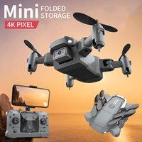 KY905 MINI DRONE 4K Professionelle HD-Kamera Faltbare DRON QUADCOPTER WIFI FPV One-Key Return 360 Roll RC Hubschrauber Geschenke