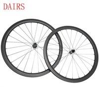 Велосипедные колеса 700C Углеуградные колеса 22 мм Трубчатая 30 мм ширина Novatec 100x12 142x12mm XD Central Lock Hubs Pictrar 1420 дисковое колесо