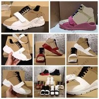 높은 품질 스니커 즈 캐주얼 신발 진짜 가죽 껍질 운동화 트레이너 줄무늬 구두 패션 트레이너 남자 여자 소원 상자 01