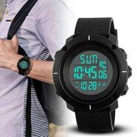 Designer relógio marca relógios de luxo relógio multifuncional cronógrafo 5bar impermeável despertador pulseiras digitais reloj hombre 2021