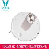 Viomi SE-Robot Smart Aspirateur Smart, Planning Y-Type, Électrique Mop, APP, Économie 5 cartes, 7 Horaires, Collecteur de poussière de cheveux de tapis