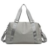 LU-203, el, yoga çanta kadın, ıslak, su geçirmez, büyük, bagaj çantası, kısa seyahat 50 * 28 * 22 marka logosu ile yüksek kalite Y0CJ #