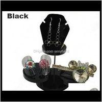 Outras jóias de embalagem entrega 2021 multicolor de alta qualidade transparente anel de exibição do anel de exibição do pulseira multifunção