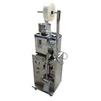 220V stainless steel Automatic Mixing Packing Machine Weighing And Sealing Multifunctional Vertical Particle Powder Packaging maker