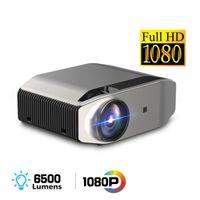 Proiettore HD YG620 LED 1920x1080p Video 3D YG621 Wireless WiFi Multi-Screen Beamer Teatro a casa