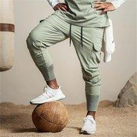 ASRV Trendy Brand Brand Multi Pocket Pants Pants Pants Pocket 2021Summer New sottile pantaloni sportivi pantaloni sportivi joggers uomini Pantalones Hombre x0626