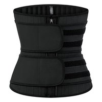 Latex Slimming Body Shapers Waist Trainer Girdle 25 Steelbones With Two Removable Straps Belly Tummy Shapewear Underwear Corset Cincher