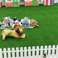 잔디 매트 정원 장식 녹색 인공 잔디밭 작은 잔디 카펫 바닥 결혼식 장식을위한 가짜 잔디 홈 이끼 841 B3