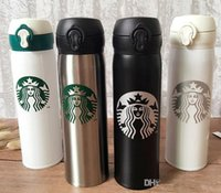 2021 latest 16OZ Starbucks men and women favorite mugs with coffee cups stainless steel cups support custom UPS