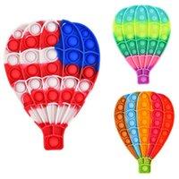 Bulle Bubble Air Hot Ballon Fidget Jouets Squishy Pad Decompompression Jouet pour les enfants Adultes Antistress Reliver