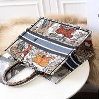 Bolso de las señoras (bolsas de tigre coloridas) Calidad personalizada de alta gama, las celebridades deben tener estilo clásico de moda, negocios y ocio (1: 1)