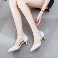 Dress Shoes Female high heels queen crystal sandals, summer slippers for women, party shoes leisure, plus size 42 O7XL