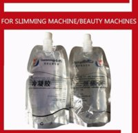 2021 Home Personal Use 5 Pcs Ultrasonic Cold Cool Gel For Cavitation Laser RF Body Slimming Equipment#005