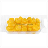 Sports & Outdoors50Pcs Lures Pvc Corn Smell Carp Fishing Floating Artificial Baits Soft Fake Lure Pesca Bait Selling Drop Delivery 2021 Hkai