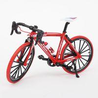 Новый сплав велосипед горный велосипед модель ремесленные винные стеллажные украшения книжный шкаф креативные рынки стрельба
