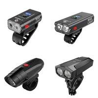 X-Tiger 자전거 라이트 방수 자전거 라이트 USB 충전식 야외 MTB 자전거 램프 전원 은행 헤드 라이트 자전거 액세서리 344 B3