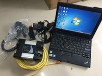 para bmw icom isis próximo a b c com laptop x200t tela sensível ao toque com ista 500gb hdd todos os cabos conjunto completo de diagnóstico