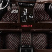 RHD Custom Car Floor Mats For BMW 2 Series Cabriolet frftgd h gyj Auto Interior Accessories Styling Leather Foot Rug