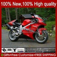 Carrosserie pour Suzuki Srad TL1000R TL 1000R TL1000 R 98 99 00 Rouge brillant Nouveau 2001 2002 2003 Body 19HC.85 TL-1000R 98-03 TL-1000 TL 1000 R 1998 1999 2000 01 02 03 Kit de carénage OEM