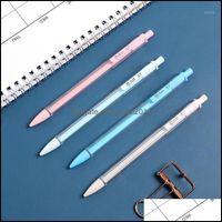 Писать офисные бизнес Industrial4pcs / комплект простой арон цвет пенлардера механический карандаш милый студенческий артикул школьные принадлежности 0.7mm1 bal