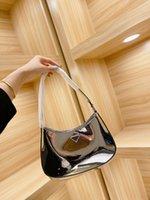 2021 المصممين الفاخرة الأزياء نحى حقيبة الكتف للنساء حقائب الظهر الصليب الجسم حزمة المرأة حقيبة يد جلدية سيدة رسول حقيبة # 50